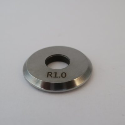 Ultrasonic ring knife ø30xø10xd4xr1,0