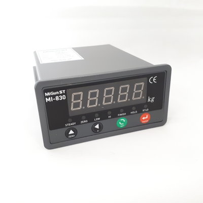 Electronic scale controller MI830 RS422 option v.9.01 (COMPO3400)