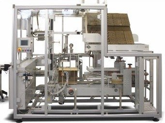 CHM 10 automatic case packer